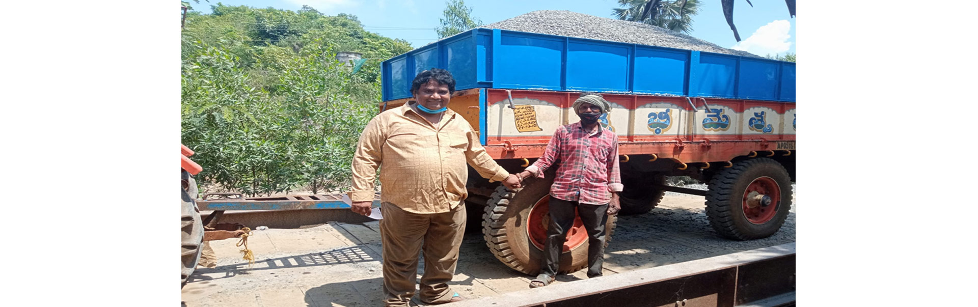sastry real estates for supply materials cheaper than lorry
